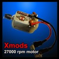 Xmods 27000 rpm replacement motor