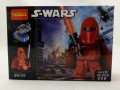 Decool minifigure S-War Series Royal Guard NO PACKING BOX