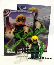 Green Arrow set