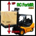 Radio remote control mini forklift truck car