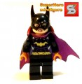 S brand minifigure - Super Heroes series, The Catgiirl