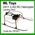V911 rc helicopter parts - Landing Skid
