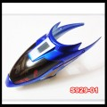 S929 rc helicopter parts - Blue head cover