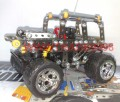 Magicaal Model metal Jeep