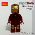 Decool minifigure - Ironman series III, Mark 4