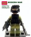 Decool minfigure, Modern War series, 160TH AVIATION REGIMENT No Package Box