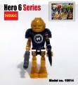 Decool minifigure  Hero 6 series - Rocka