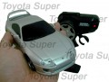 Remote control mini TOYOTA SUPRA racing car 1:28