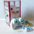 CX-10 super mini pocket size 4 channel 2.4g rc Quad-copter
