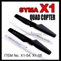 SYMA X1 Quad Copter Parts - Main blade set