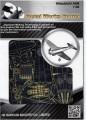 Metal Laser Etching 3D metal steel - Mitsubishi A6M