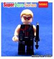 Decool minifigure Block Toys - Superhero series, AWKEYE