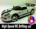 RC mini Drift racing car - White