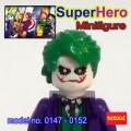 Decool minifigure -Super Heroes series V, The Joker