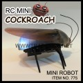 Remote Control Cockroach/Beetle Insect Toy