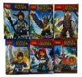 Decool minifigure - League of Legends Series Full Set NO PACKING BOX