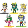 Seint Seiya 聖鬥士星矢 Diamond Block Toy Full Set