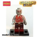 Copy of Decool minifigure - The Guardians of the Galaxy Series Drax NO PACKING BOX