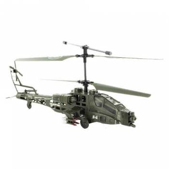 H C3 A9licopt C3 A8re v C5 93ux cartes also Apache Helicopter likewise Rc Apache additionally 281102295552 furthermore Syma S009 3ch RC HELICOPTER APACHE MILITARY. on ah 64 apache rc helicopter