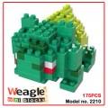 Weagle mini block toys - cartoon & aninmal - Bulbasaur