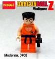 Decool minifigure  Dragonball Z series, YAMCHA