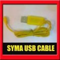 SYMA USB Changing cable with over charge protection broad
