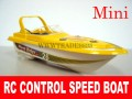 1:64  R/C MINI SPEEDY TURBO JET BOAT 8836
