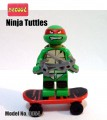 Decool minifigure, Ninja Turtles series, Raphael No Packing box
