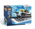 Loz Diamond block Toys City series - Battleship