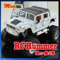 RC mini Hummer 1:43