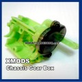 Xmods Street Car Motor Cradle with transfer gear and pins