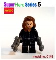 Decool minifigure -Super Heroes series V, Black Widow