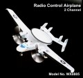 Remote Control 2 Channel EPP Aircraft - WX8805
