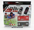 Radio control mini racing world set