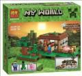 Minecraft My World Block Toy Scene set - THE Dawn