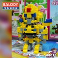 BALODY Serial Block Toy, Cartoon Series, Bumblebee 799pcs