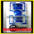 XMODS 2004 SUBARU IMPREZA drifting car body upgrade kit