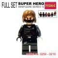 Decool minifigure Series 12 - Avengers 2 Full Set NO PACKING BOX