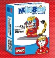 Linkgo MikiBrix mini series - Doraemon Ironman