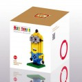Loz Diamond block toys - cartoon & aninmal - Minion Kavin style