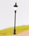 1 : 150 street lamp with lighting effect