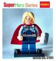 Decool minifigure Block Toys - Superhero series, THOR