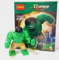Decool Minfigure, Super Hero series, GREEN HULK