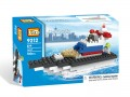 Loz Diamond block Toys - City series, Harbour, Yacht