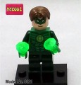 Decool minifigure,Super Hero series II, Green Lantern 0121