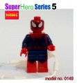 Decool minifigure -Super Heroes series V, Spiderman