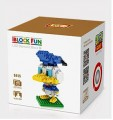 Loz diamond block Toys  Funny Cartoon Series, Donald Duck