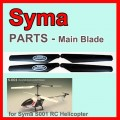 SYMA Parts - main blade for S001, S003, S006 RC Helicopter