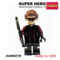 Decool minifigure Series 12 - HAWKEYE NO PACKING BOX