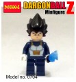 Decool minifigure  Dragonball Z series, VEGETA
